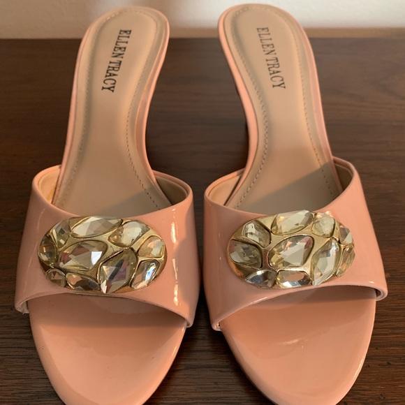 Ellen Tracy Shoes - Ellen Tracy Heeled Sandal